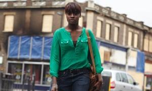 Inez Sarkodee-Adoo in Tottenham