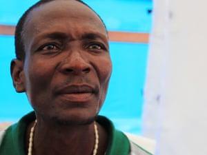 'I decided to treat her myself: I bought some medicine and a drip': Harrison Sakela, Liberia.