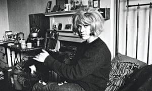 British pop artist Pauline Boty