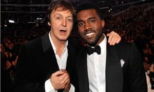 BFF Paul and Kanye