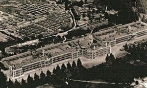 Netley Royal Victoria Hospital first world war ww1