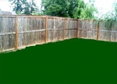 Photoshop lawn