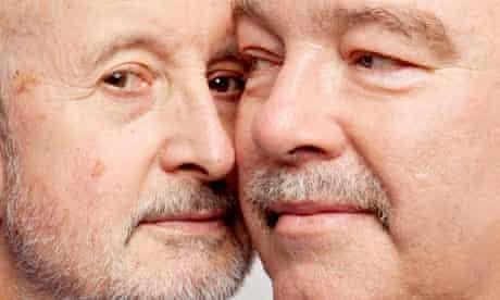 Howard Shepherdson and Rod Marten