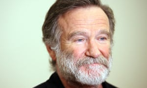 The death of Robin Williams generated a huge outpouring on social media.