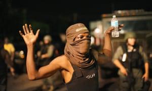Ferguson demonstration