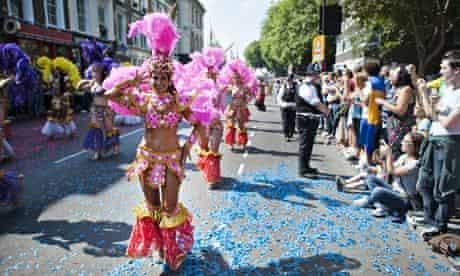 Notting Hill Carnival, London, 2013