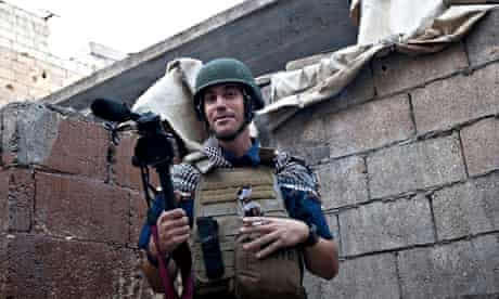 American journalist James Foley, killed by Isis.