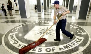 US Money CIA janitor national security