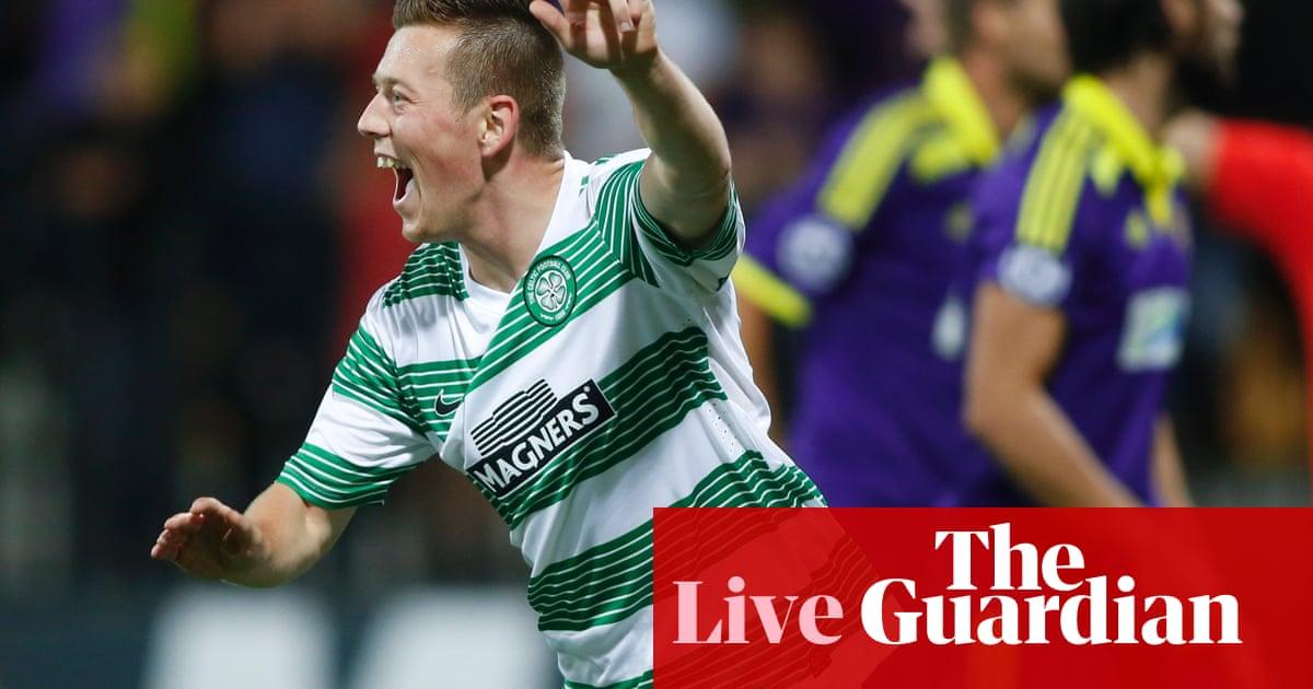 03d3788aad9e47 Maribor 1-1 Celtic  Champions League play-off – as it happened ...