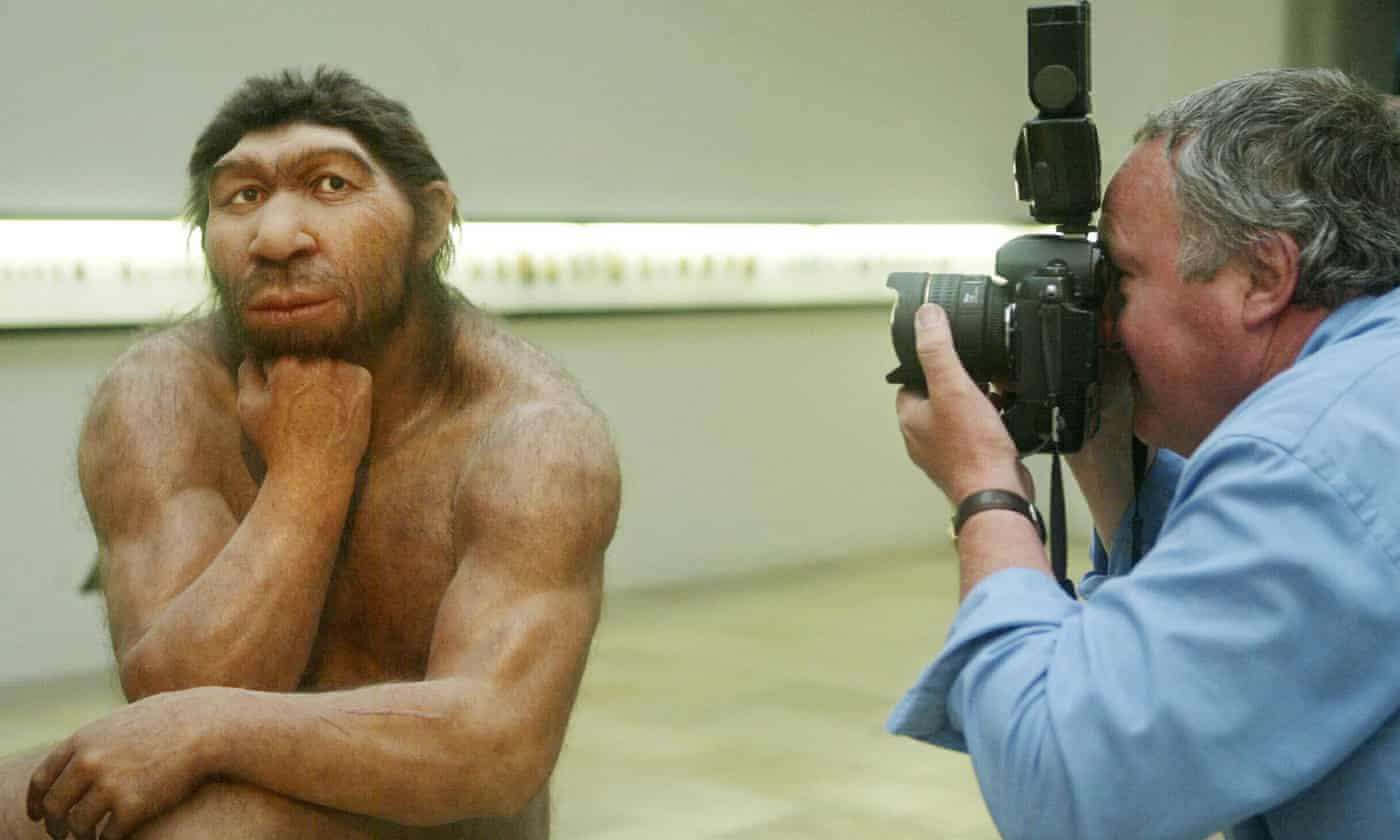 Neanderthals walked among us – study