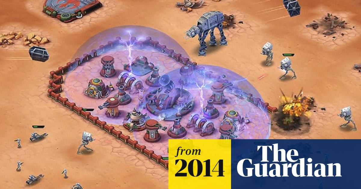 Star Wars meets Clash of Clans in free-to-play Star Wars: Commander