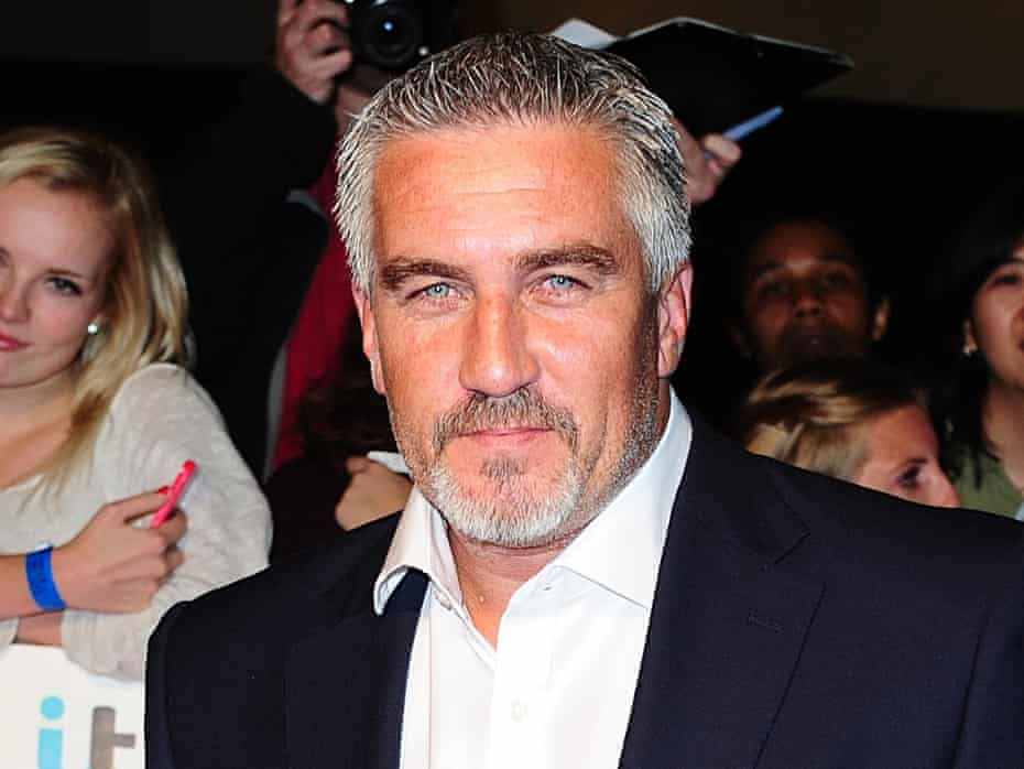 Bake Off's Paul Hollywood: whipping up a fortune?