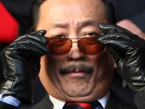 Cardiff owner Vincent Tan sacked Malky Mackay in December 2013.