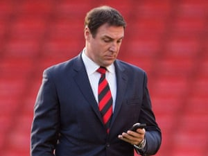 Cardiff have made allegations about text messages alleged sent by Malky Mackay.
