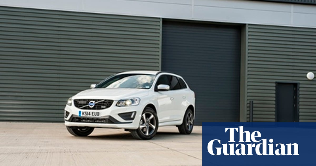 Volvo Xc60 D4 Automatic R Design Car Review Motoring The Guardian