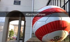 Southampton FC used Snapchat as part of a treasure hunt.