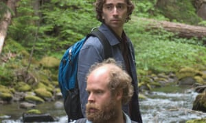Daniel London and Will Oldham in Kelly Reichardt's Old Joy.