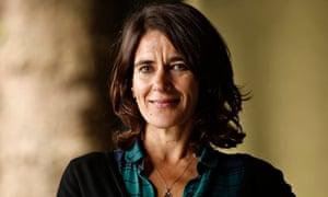 Esther Freud at Edinburgh's international book festival earlier this month