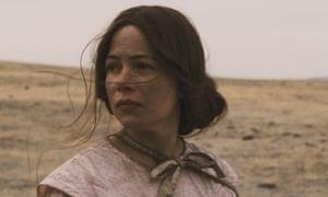 Michelle Williams in Meek's Cutoff.