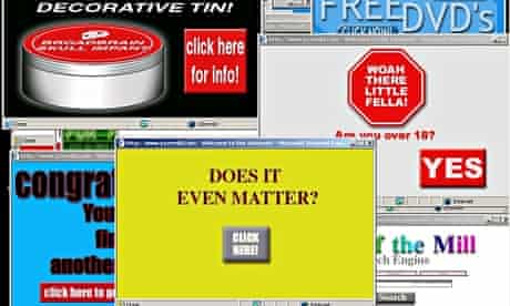 Pop ups 'have become the most hated tool in the advertiser's toolkit'.