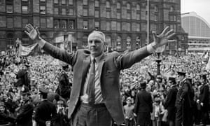 Bill Shankly in 1971
