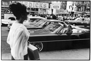 42nd Street New York City 1960