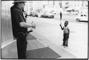 Harlem Race Riots New York 1964