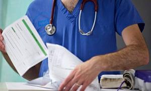 NHS physician associates