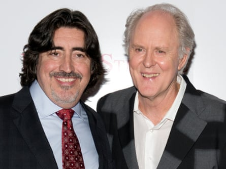 NSFC … Alfred Molina and John Lithgow at a screening of their film Love is Strange