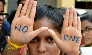 The gang-rape of the Indian student in 2012 triggered anti-rape protests nationwide