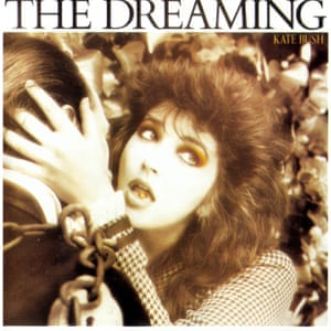The cover of The Dreaming.