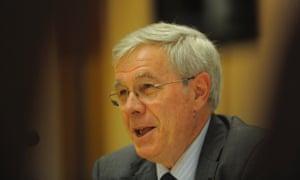 Prof. Julian Disney, Head of the Australian Press Council