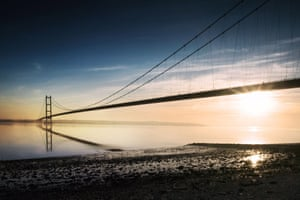 The Humber Bridge:
