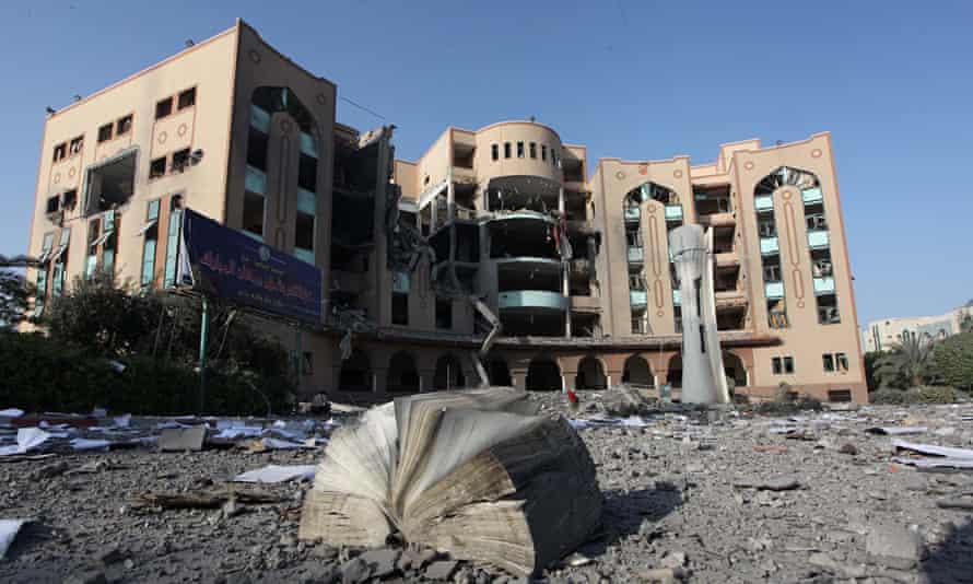 Israel-Gaza conflict, Gaza, Palestinian Territories - 02 Aug 2014