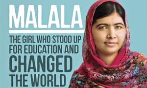Malala book cover
