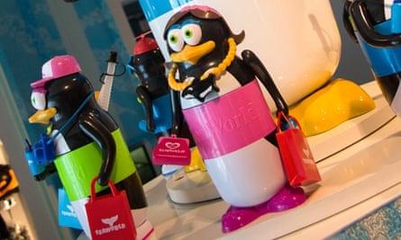 SeaWorld, greenwashing, cup that cares
