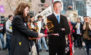 protest pyne