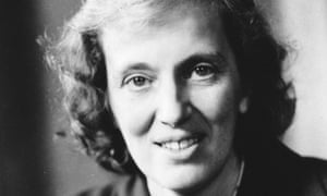 British biochemist Dorothy Crowfoot Hodgkin (1910 - 1994).