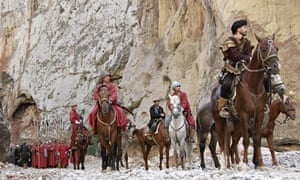Kyrgyzstan's biggest ever blockbuster hits cinemas amid patriotism boost