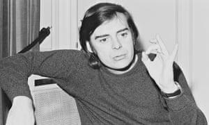 Brian G Hutton in 1969.