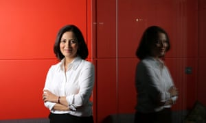 Mishal Hussain, host of BBC Radio 4's Today programme, is one of a few senior women in broadcasting.