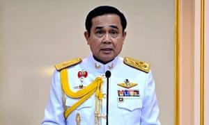 Gen Prayuth Chan-ocha