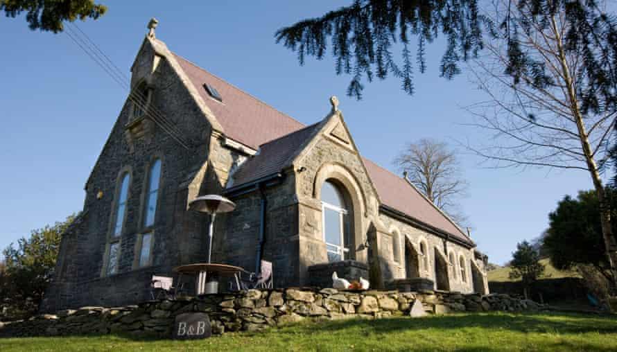 St Curigs Church