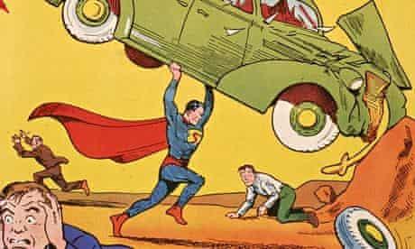 Action Comics No 1 Superman