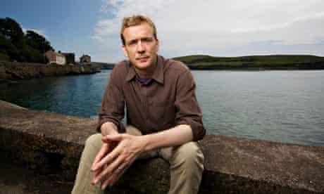 David Mitchell author