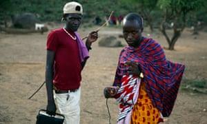 Masai circumcision