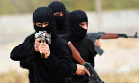 Islamist fighters