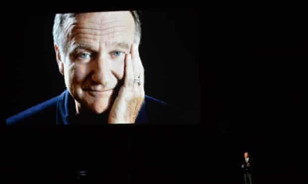 Emmys Billy Crystal Robin Williams tribute
