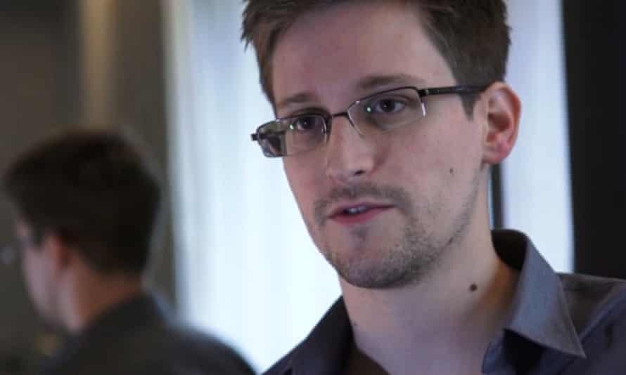 Edward Snowden's online surveillance revelations were a talking point online and offline.