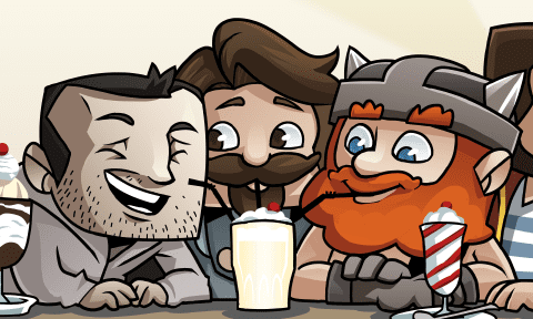 The Yogscast team now has its own mobile app.